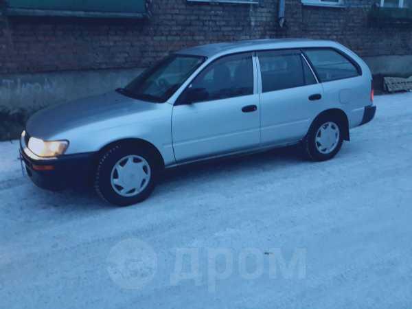 Toyota Sprinter, 2000 год, 75 000 руб.