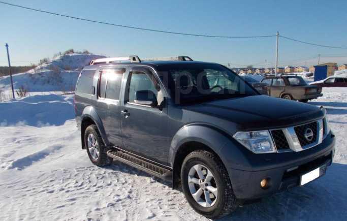 Nissan Pathfinder, 2007 год, 880 000 руб.