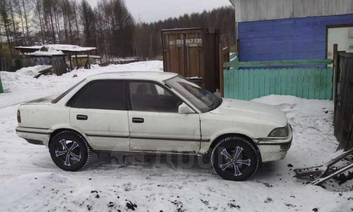 Toyota Corolla, 1987 год, 65 000 руб.