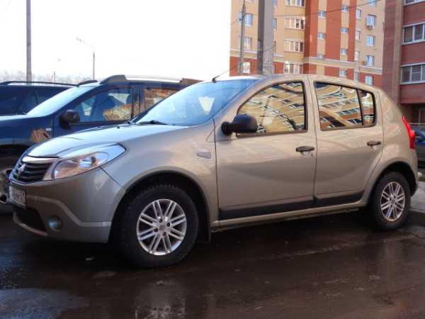 Renault Sandero, 2012 год, 420 000 руб.
