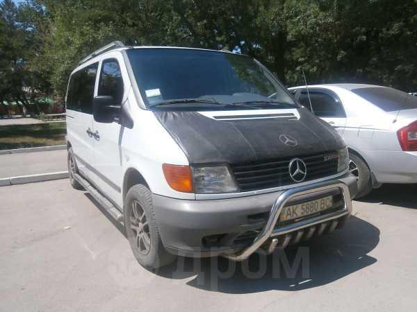 Mercedes-Benz Vito, 2000 год, $7500