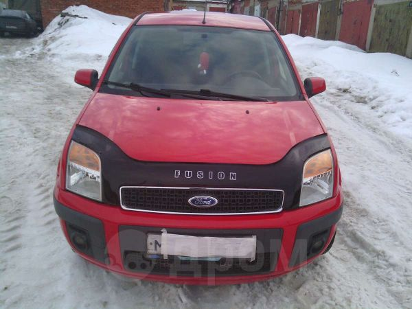 Ford Fusion, 2006 год, 260 000 руб.