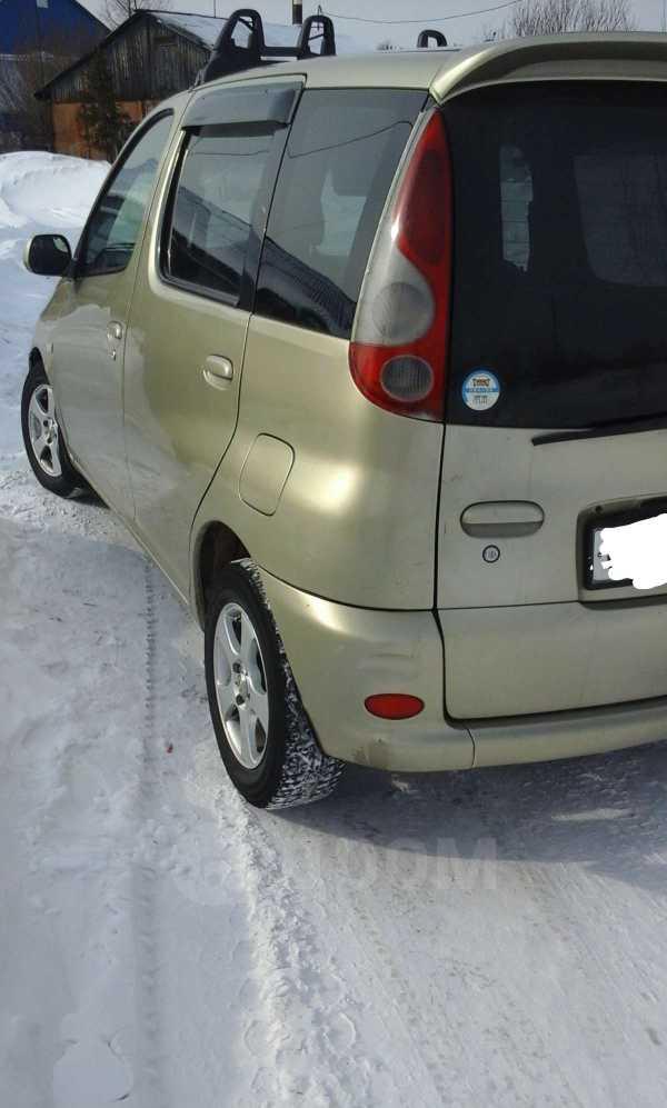 Toyota Funcargo, 1999 год, 170 000 руб.