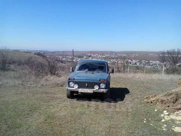 Лада 4x4 2121 Нива, 2005 год, 165 000 руб.