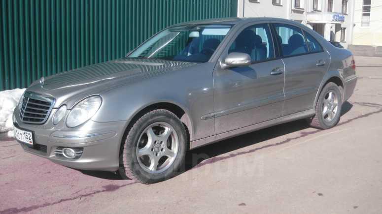 Mercedes-Benz E-Class, 2007 год, 755 000 руб.