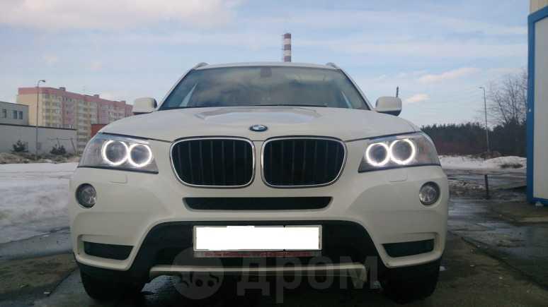 BMW X3, 2011 год, 1 400 000 руб.