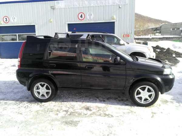 Honda HR-V, 2001 год, 435 000 руб.