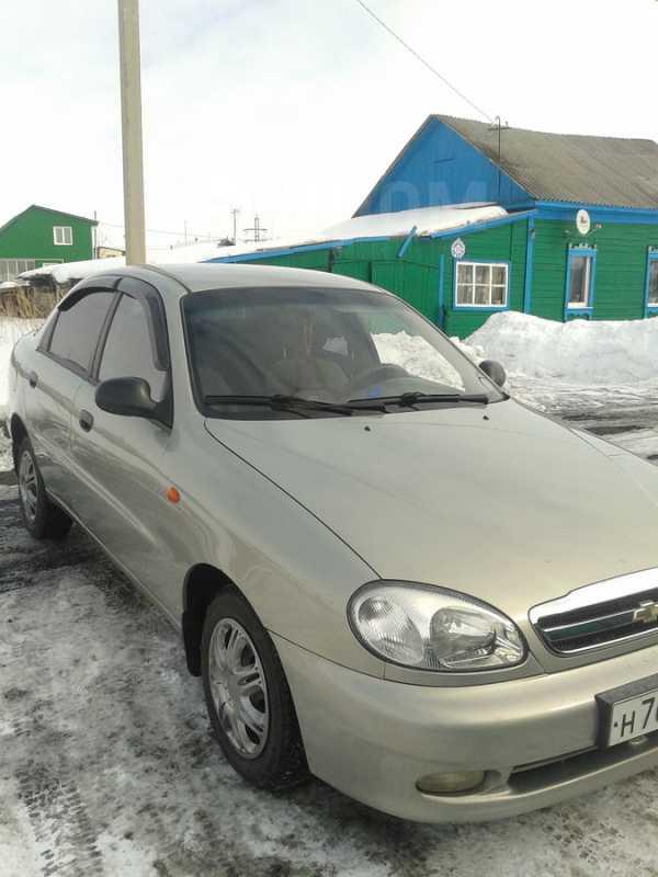 Chevrolet Lanos, 2007 год, 167 000 руб.