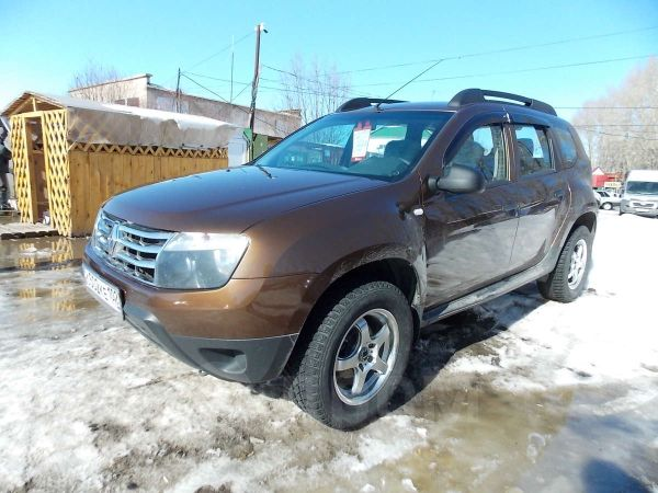Renault Duster, 2013 год, 627 000 руб.