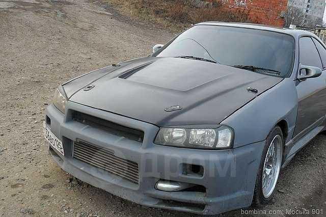 Nissan Skyline, 1995 год, 300 000 руб.