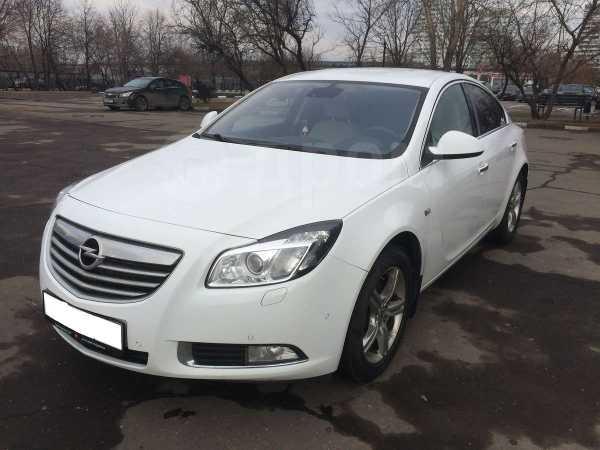 Opel Insignia, 2012 год, 850 000 руб.