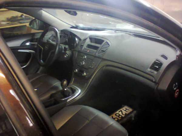 Opel Insignia, 2012 год, 400 000 руб.