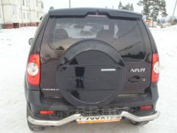 Chevrolet Niva, 2011 год, 495 000 руб.