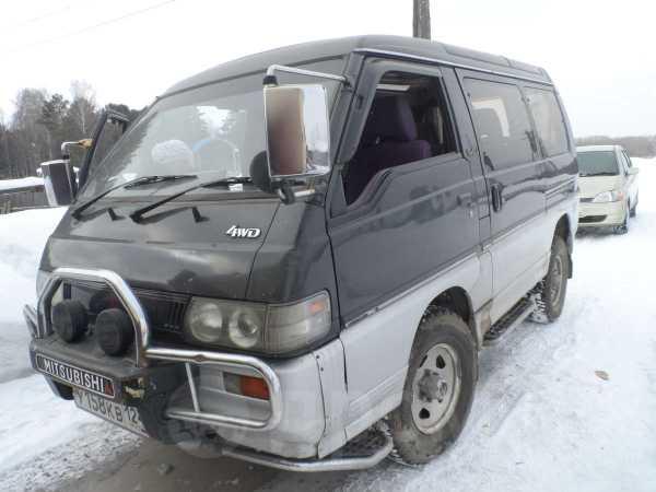 Mitsubishi Delica, 1992 год, 265 000 руб.