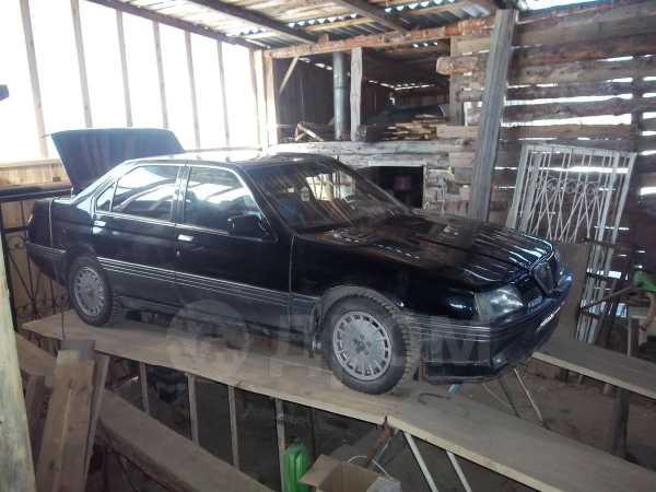 Alfa Romeo 164, 1990 год, 165 000 руб.
