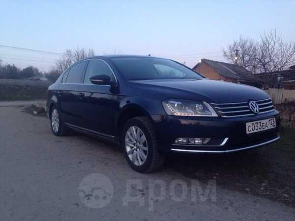 Volkswagen Passat, 2012 год, $16500