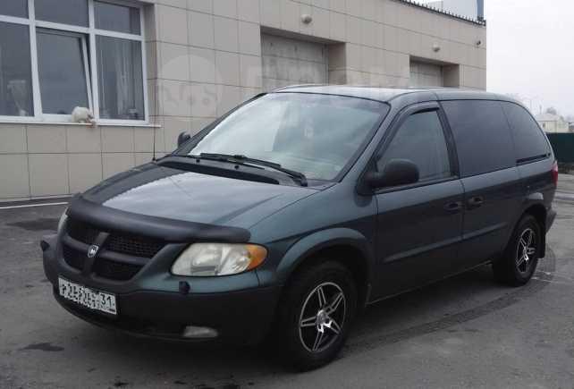 Dodge Caravan, 2002 год, 305 000 руб.