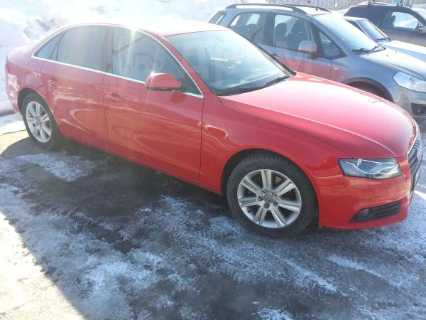 Audi A4, 2010 год, 950 000 руб.