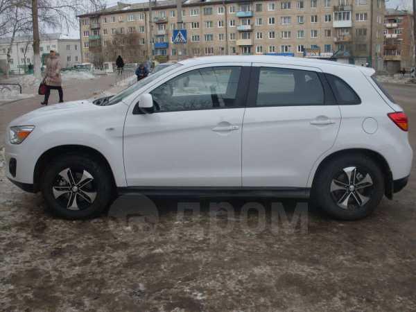 Mitsubishi ASX, 2013 год, 858 000 руб.