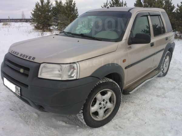 Land Rover Freelander, 2000 год, 450 000 руб.