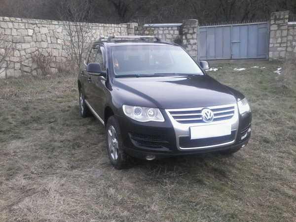 Volkswagen Touareg, 2008 год, $19000