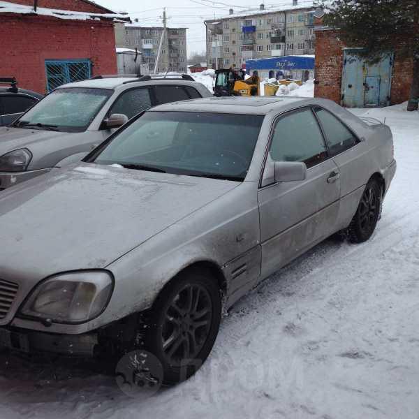 Mercedes-Benz S-Class, 1995 год, 200 000 руб.