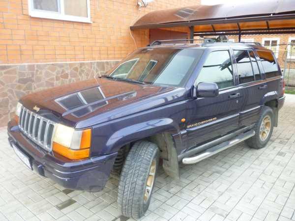 Jeep Grand Cherokee, 1997 год, 270 000 руб.