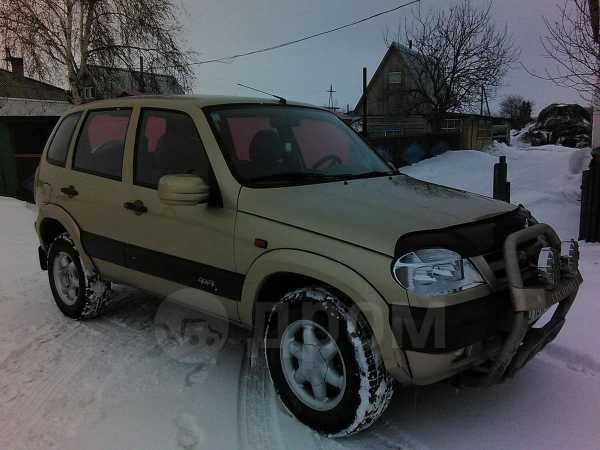 Chevrolet Niva, 2005 год, 245 000 руб.