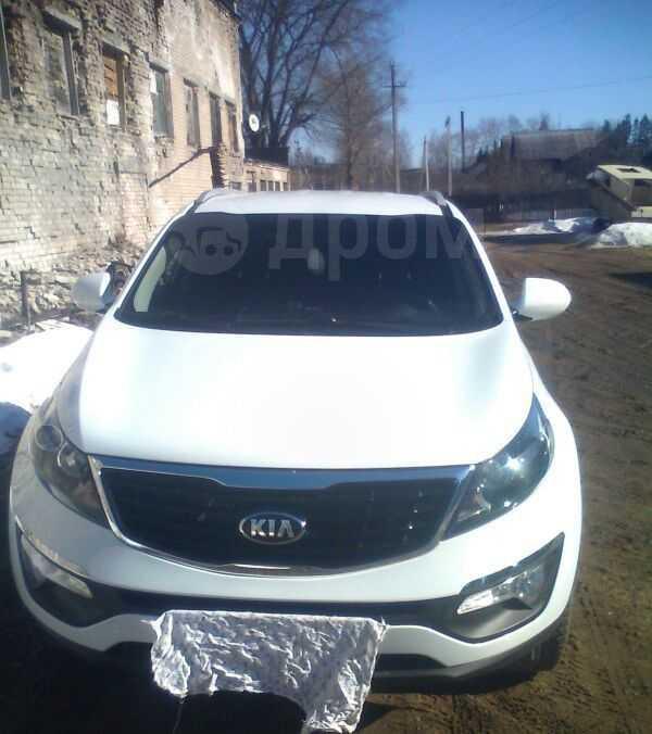 Kia Sportage, 2014 год, 1 250 000 руб.