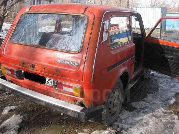 Лада 4x4 2121 Нива, 1984 год, 15 000 руб.
