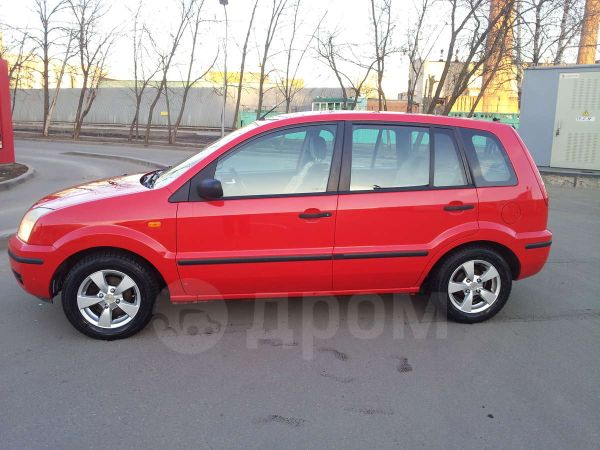 Ford Fusion, 2003 год, 219 000 руб.