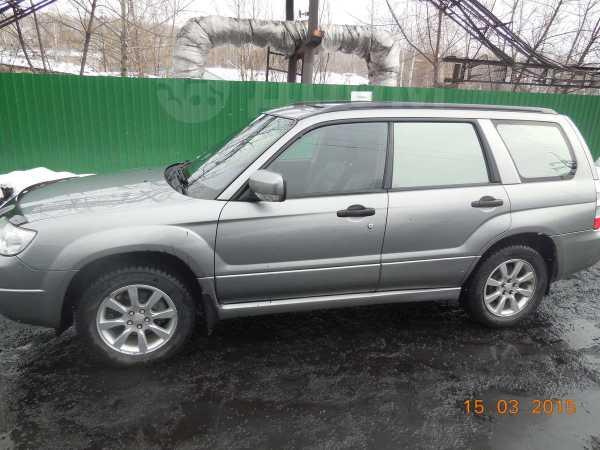 Subaru Forester, 2007 год, 730 000 руб.