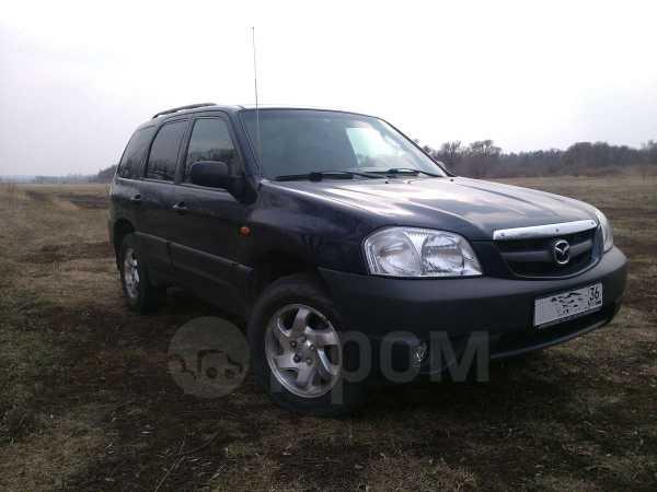 Mazda Tribute, 2002 год, 390 000 руб.