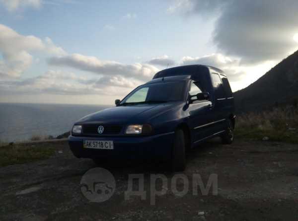 Volkswagen Caddy, 2003 год, 270 000 руб.