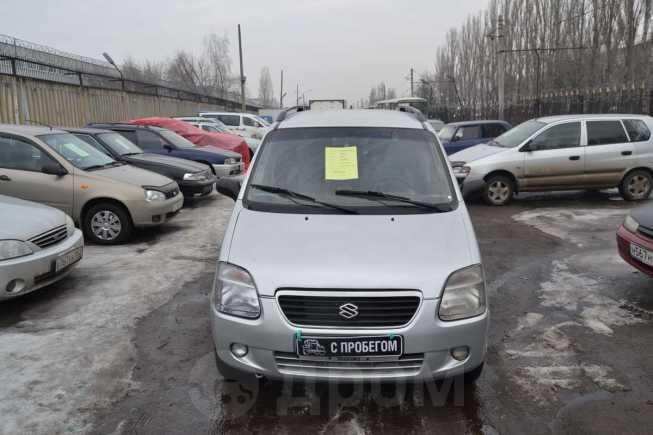 Suzuki Wagon R Plus, 2002 год, 210 000 руб.