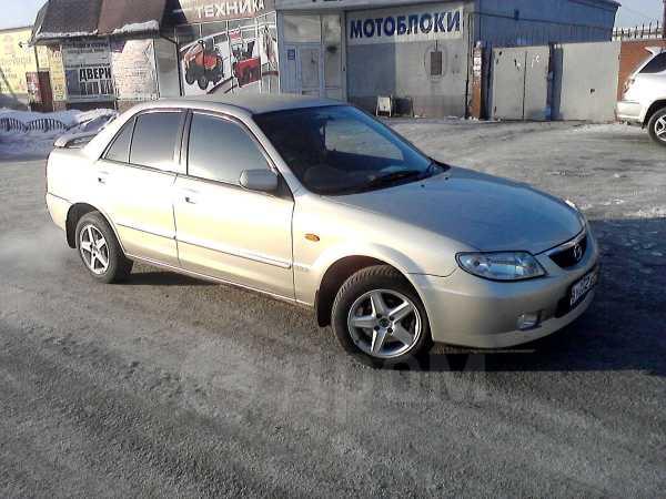 Mazda 323, 2002 год, 275 000 руб.