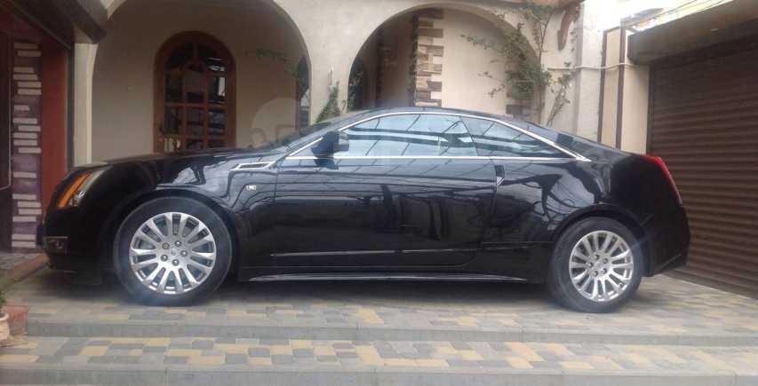 Cadillac CTS, 2013 год, 1 570 000 руб.