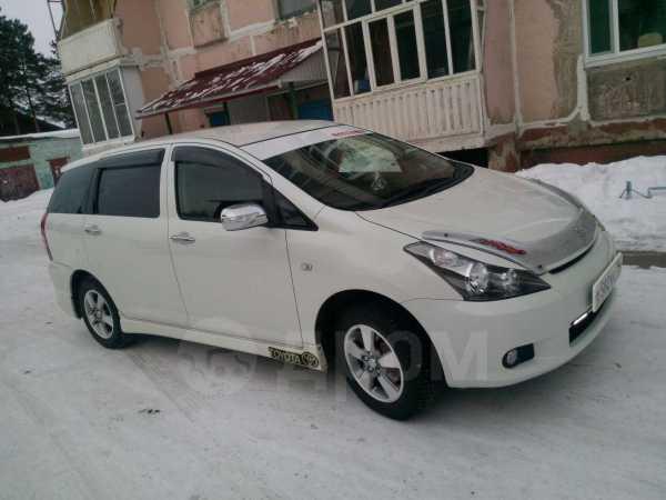 Toyota Wish, 2005 год, 495 000 руб.