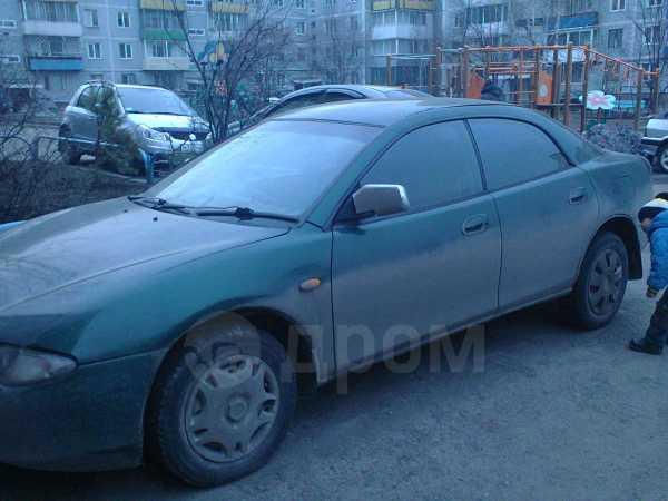Mazda Lantis, 1994 год, 125 000 руб.