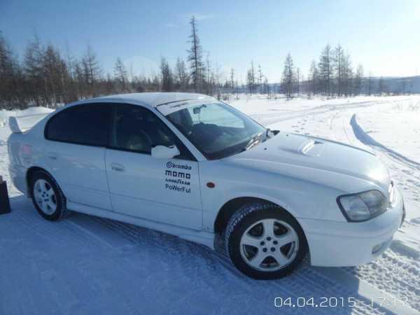 Subaru Legacy B4, 1999 год, 310 000 руб.