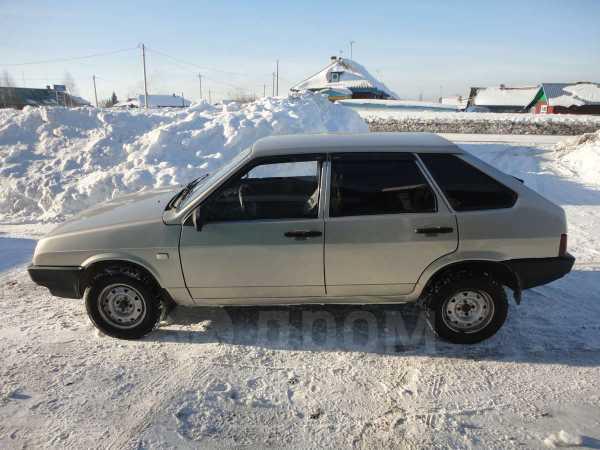 Лада 2109, 1998 год, 62 000 руб.