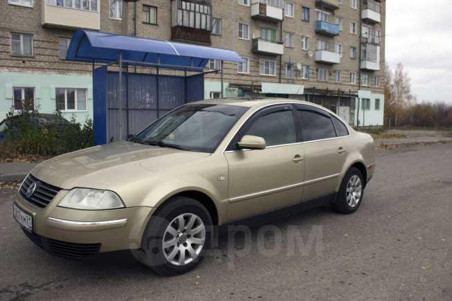 Volkswagen Passat, 2001 год, 335 000 руб.