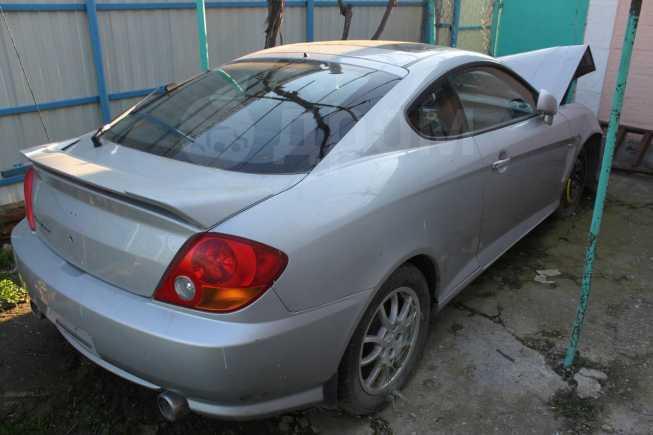 Hyundai Tiburon, 2002 год, 190 000 руб.