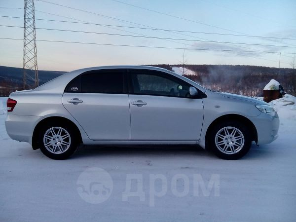 Toyota Corolla Axio, 2010 год, 580 000 руб.