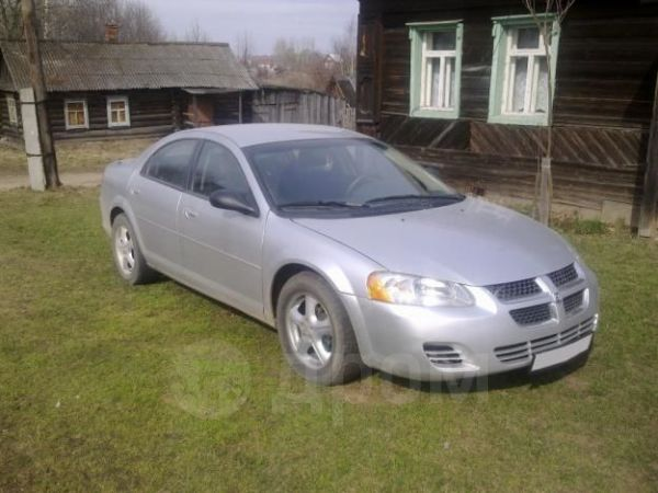 Dodge Stratus, 2001 год, 220 000 руб.