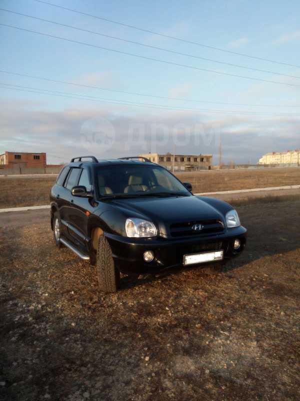 Hyundai Santa Fe Classic, 2008 год, 565 000 руб.