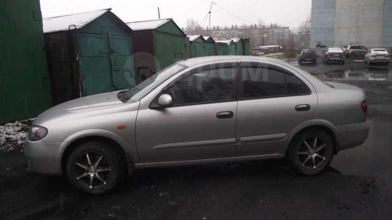 Nissan Almera, 2004 год, 285 000 руб.