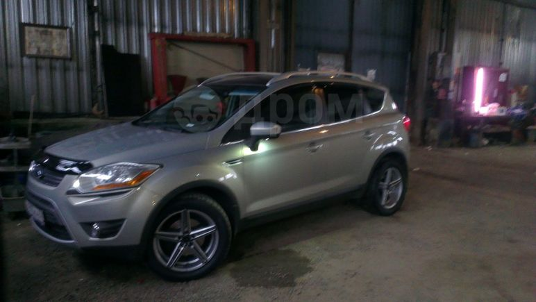 Ford Kuga, 2008 год, 750 000 руб.