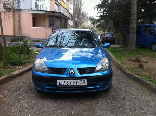 Renault Clio, 2002 год, 230 000 руб.