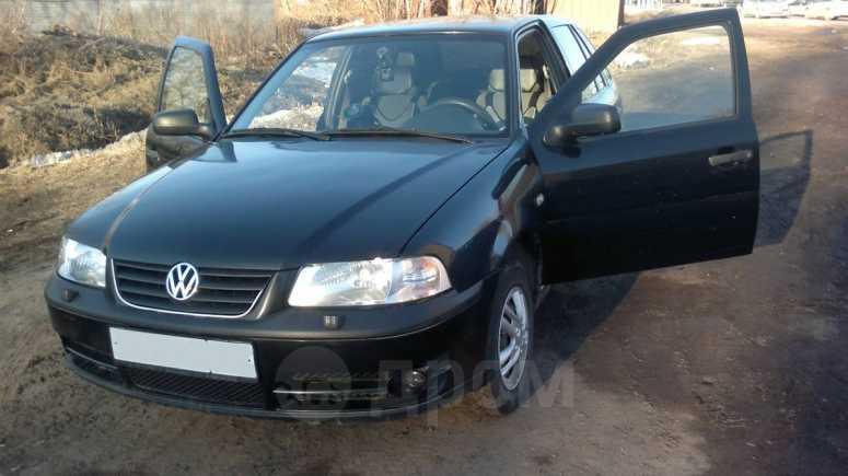 Volkswagen Pointer, 2004 год, 205 000 руб.